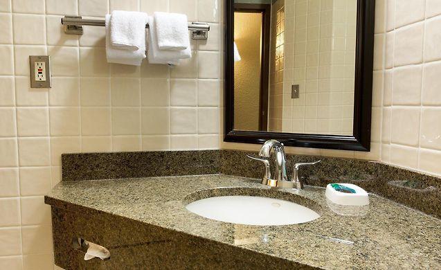 DRURY INN SUITES SAN ANTONIO RIVERWALK SAN ANTONIO - Bathroom sinks san antonio